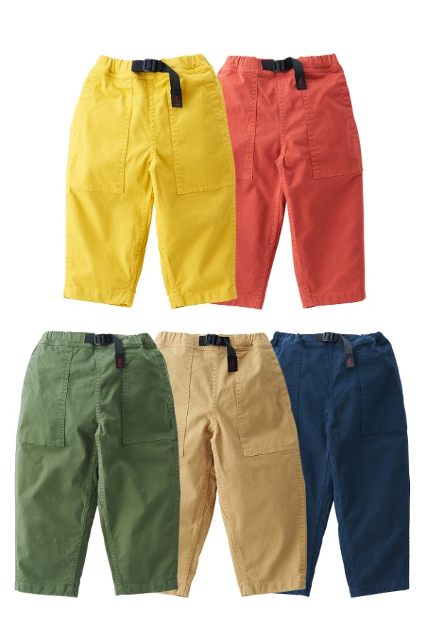 KIDS LOOSE TAPERED PANTS